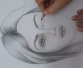 How to draw a face. Realistic shading. Drawing tips  How to draw a nice face with pencil?